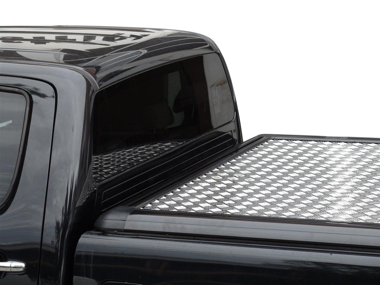 Evo119 Upstone Aluminium Tonneau Cover Toyota Hilux