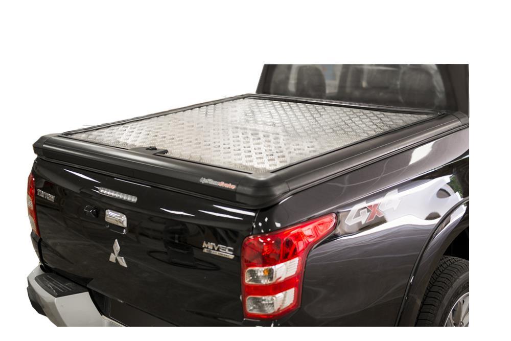 Evo600 Upstone Aluminum Tonneau Cover Mitsubishi L200