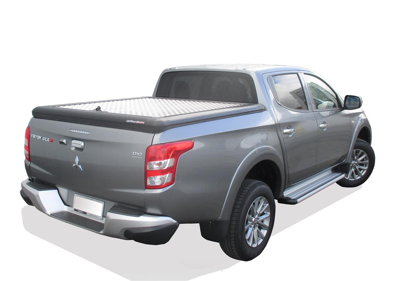 evo600 upstone aluminum tonneau cover mitsubishi l200 2016 double cab fiat fullback. Black Bedroom Furniture Sets. Home Design Ideas